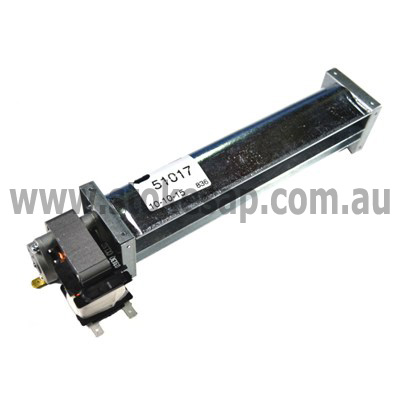 ST GEORGE OVEN COOLING FAN MOTOR ASSEMBLY - Click to enlarge