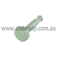 KNOB BUTTON TIMER WH@ - Click for more info